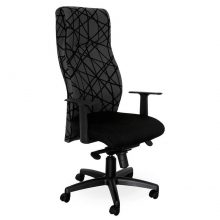 Cayman high back chair