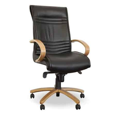 Pimento wood HB chair