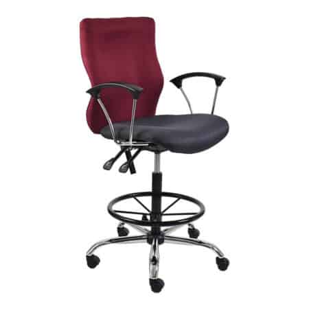 S5009 Counter chair with Y500 armrests