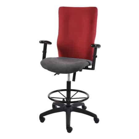 S6009 Counter chair with armrests