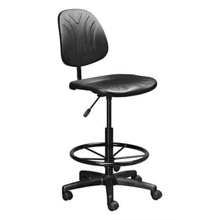 WC9 industrial counter height chair