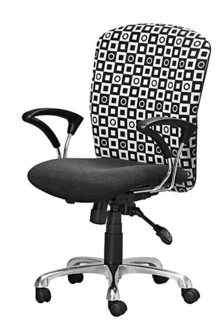 Diva medium back chair