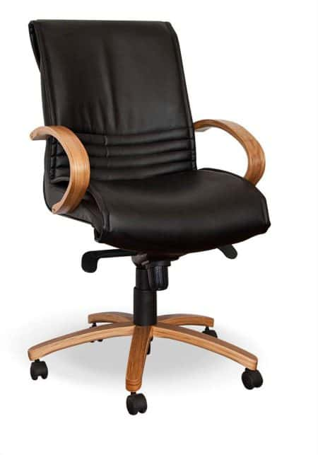 Pimento wood MB chair
