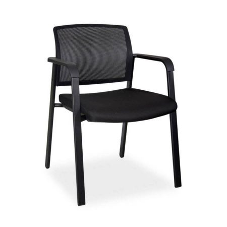 Twist visitors arm chair