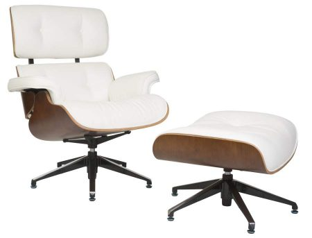 Eames lounger set