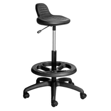 PUB adjustable counter height chair