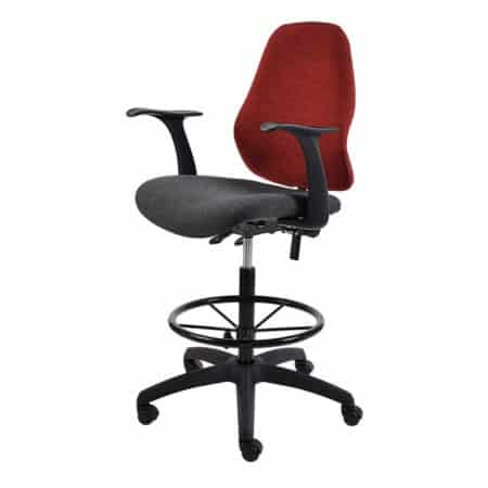 S3009 Counter chair with armrests