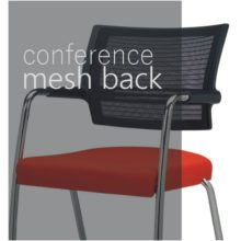 Conference chairs - Mesh back