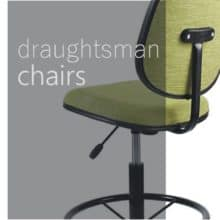 Counter height - draughtsman chairs