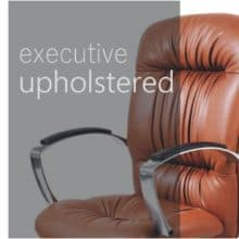 Executive chairs - upholstered