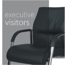 Executive visitors - upholstered