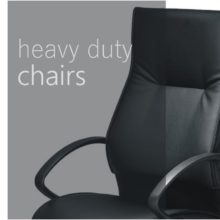 Heavy duty chairs